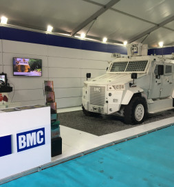 BMC participated the largest winter military drill of Turkish Armed Forces
