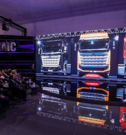 BMC MADE THE WORLD PREMIERE FOR THE BRAND NEW TRUCK FAMILY WITH ITS 7 MEMBERS