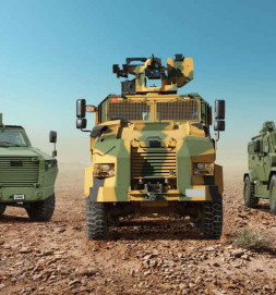 BMC EXHIBITS 5 VEHICLES AT IDEF '17,  THE COMPANY SHOWS UP WITH 3 FACELIFTS