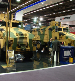 BMC will stage 2 World Premieres at the Eurosatory 2016!